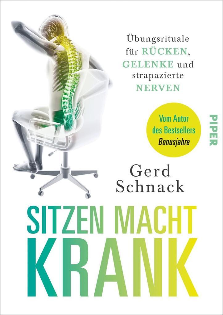 Sitzen macht krank als eBook