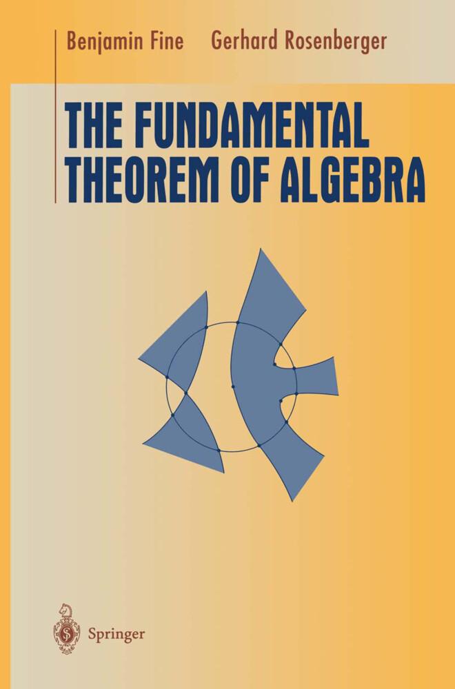 The Fundamental Theorem of Algebra als Buch