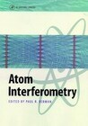 Atom Interferometry