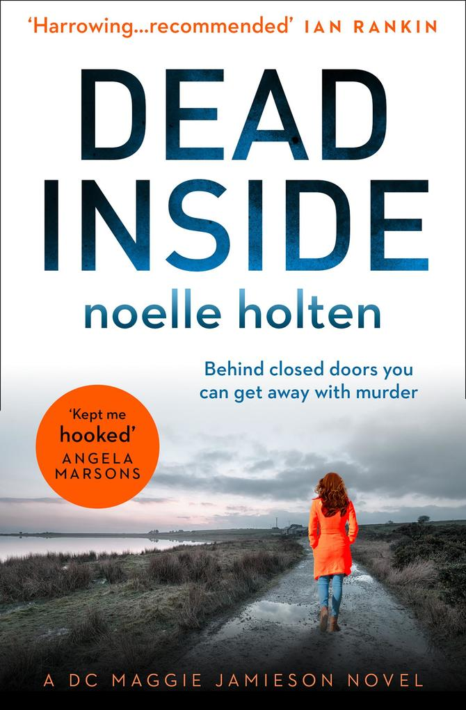 Dead Inside (Maggie Jamieson Crime Thriller, Book 1) als eBook epub