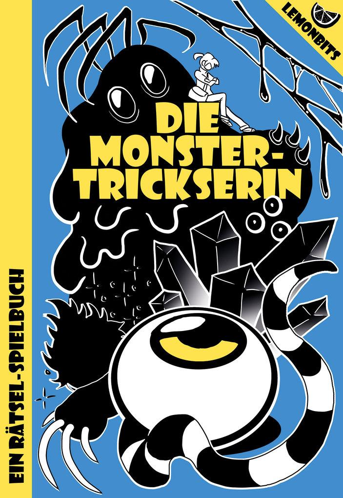 Die Monstertrickserin als eBook