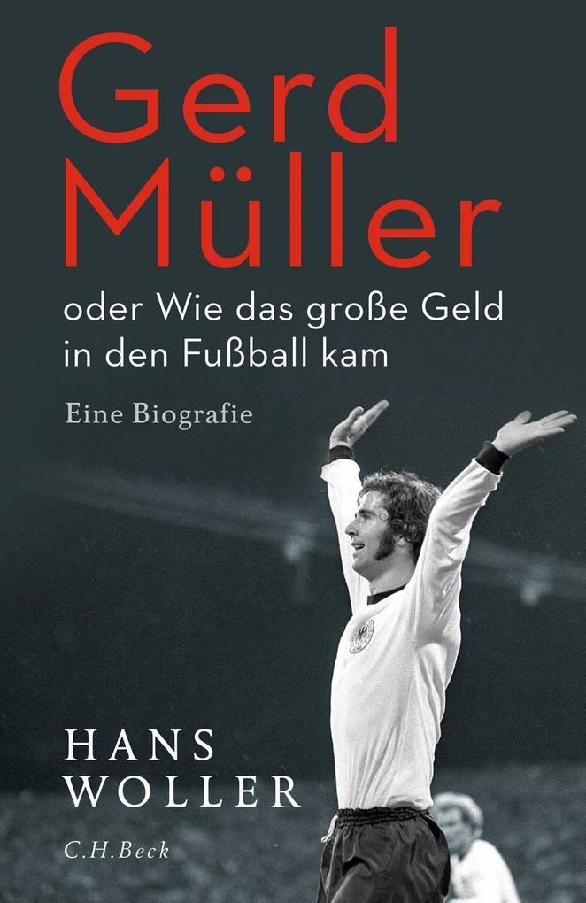 Gerd Müller als Buch