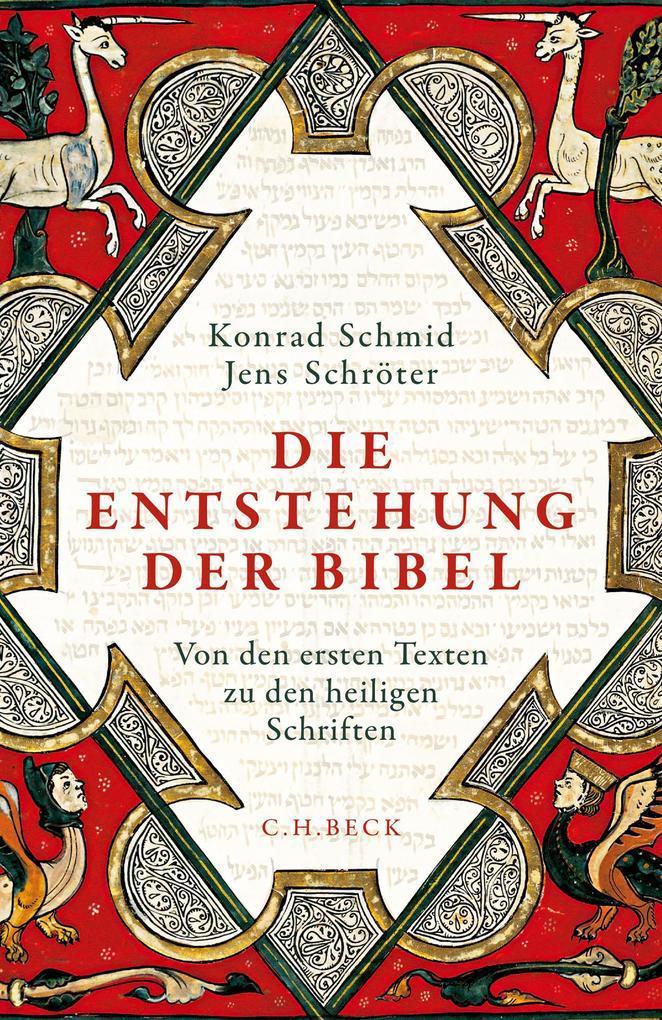 Die Entstehung der Bibel als Buch