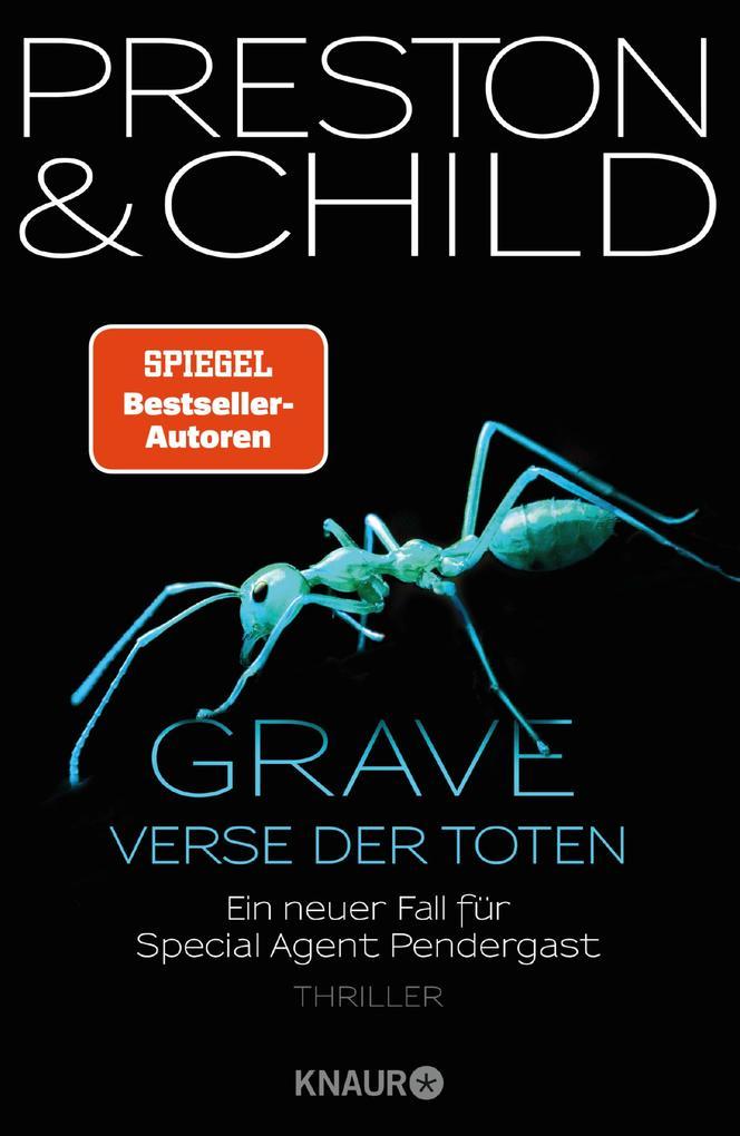 Grave - Verse der Toten als eBook