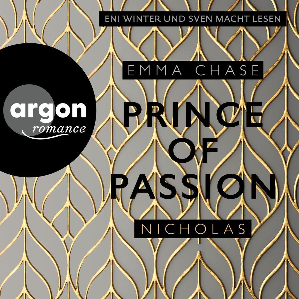 Die Prince of Passion-Trilogie, Band 1: Prince of Passion - Nicholas (Ungekürzte Lesung) als Hörbuch Download