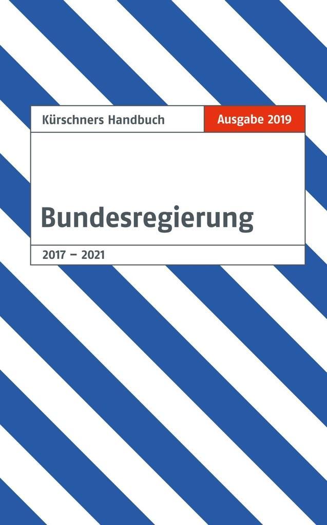 Kürschners Handbuch Bundesregierung als eBook