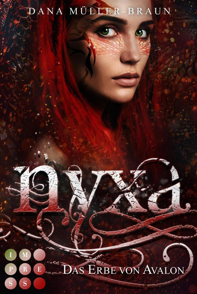 Nyxa 1: Das Erbe von Avalon als eBook