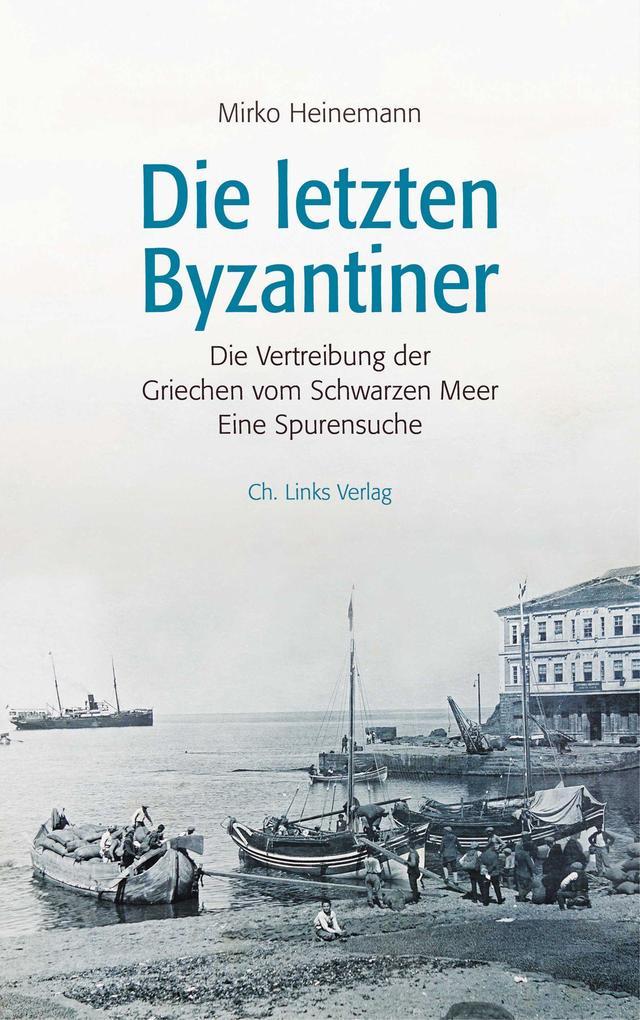 Die letzten Byzantiner als eBook