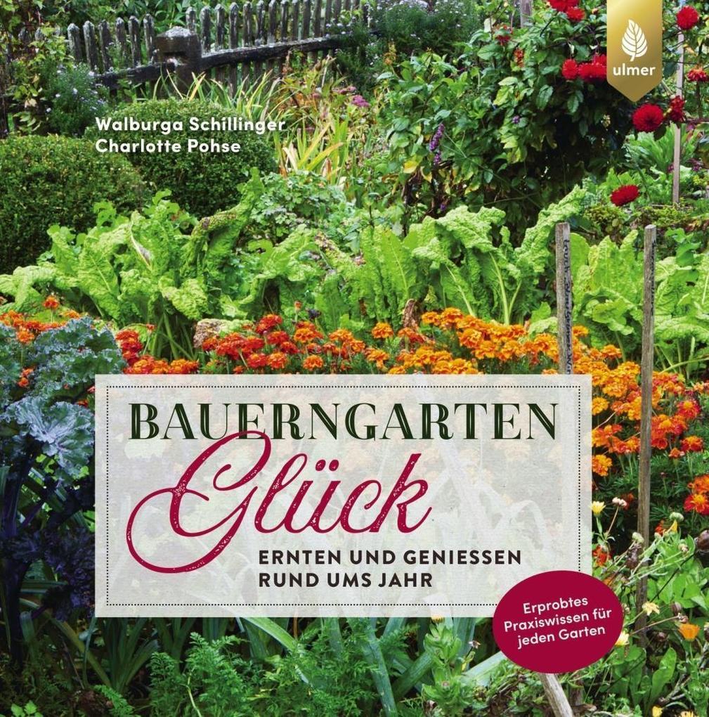 Bauerngartenglück als eBook