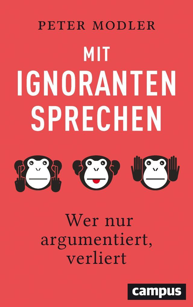 Mit Ignoranten sprechen als Buch