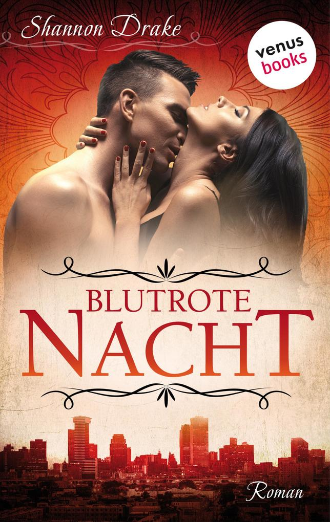 Blutrote Nacht: Midnight Kiss - Band 1 als eBook