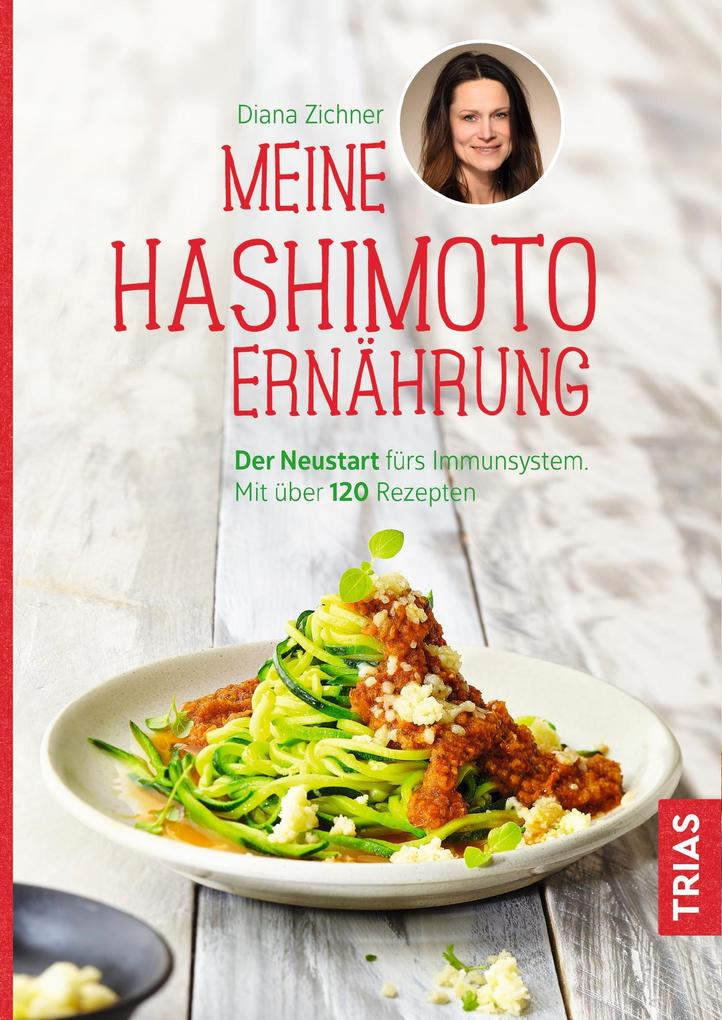 Meine Hashimoto-Ernährung als Taschenbuch