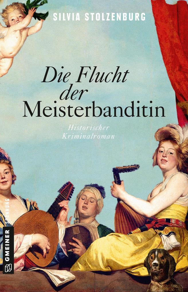 Die Flucht der Meisterbanditin als Buch (kartoniert)
