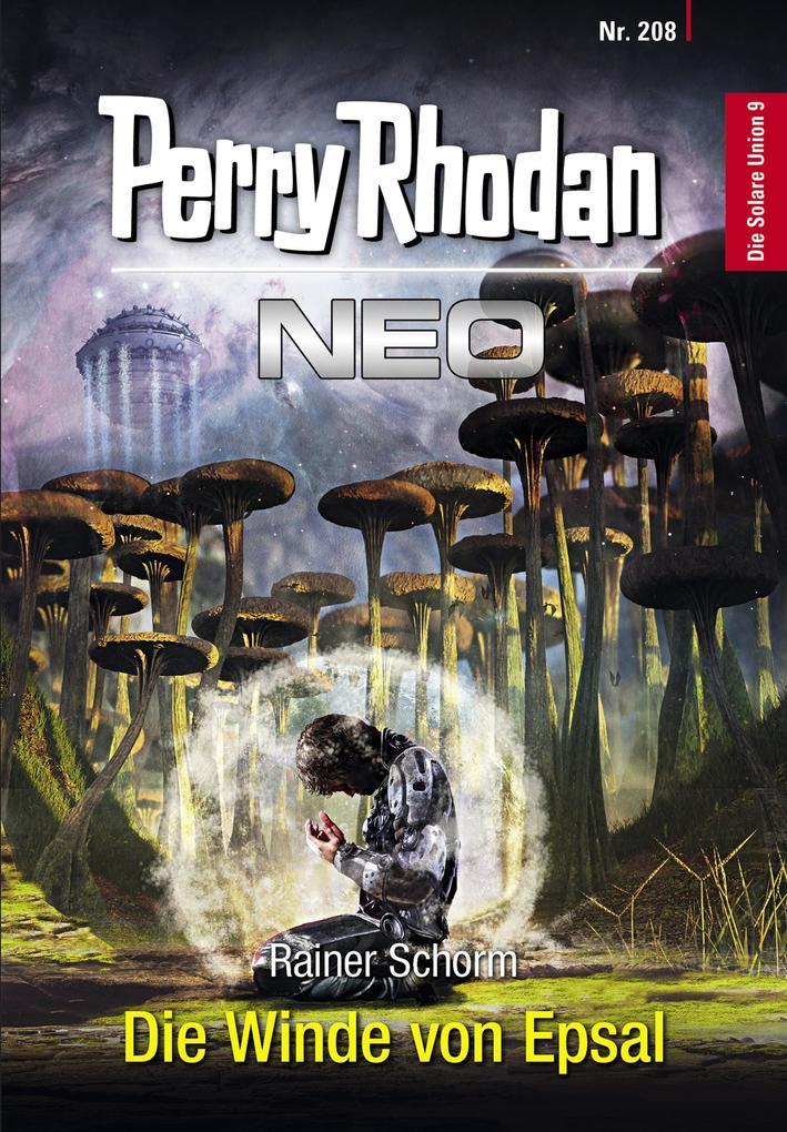 Perry Rhodan Neo 208: Die Winde von Epsal als eBook