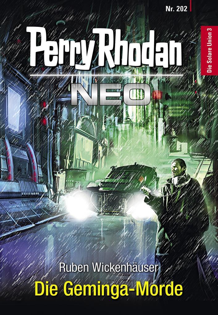 Perry Rhodan Neo 202: Die Geminga-Morde als eBook