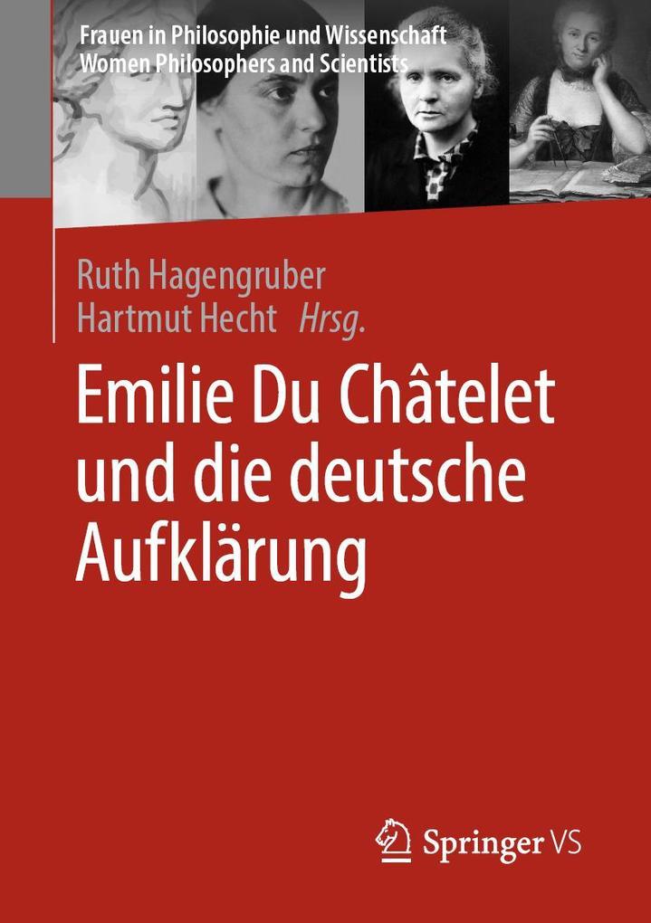 Emilie Du Châtelet und die deutsche Aufklärung als eBook pdf