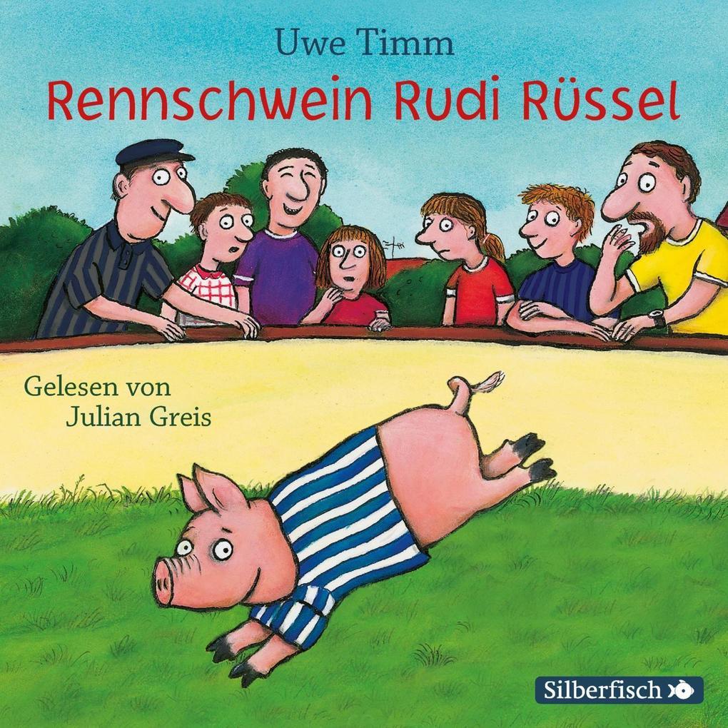 Rennschwein Rudi Rüssel Hörbuch Uwe Timm