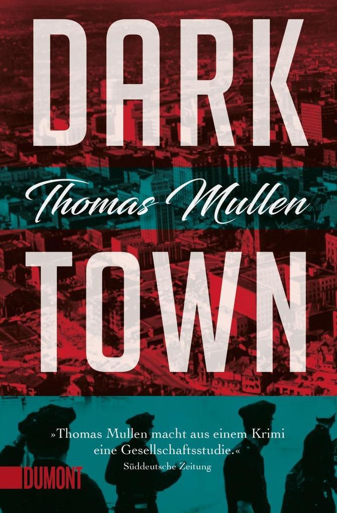 Darktown als Taschenbuch