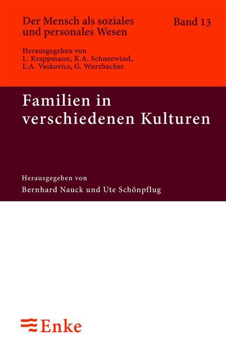Familien in verschiedenen Kulturen als eBook