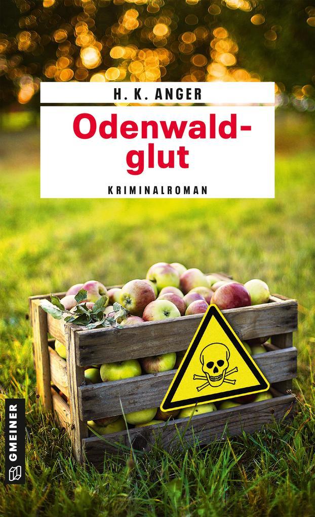 Odenwaldglut als eBook epub