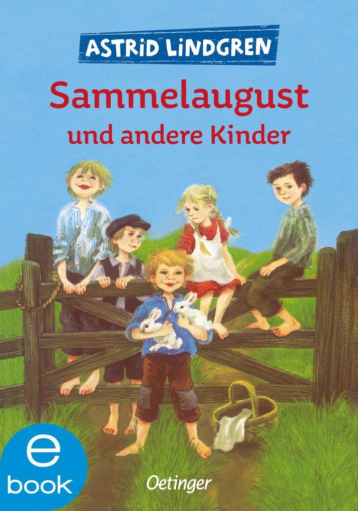 Sammelaugust und andere Kinder als eBook epub
