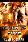 Touch of Fire: Ein Drachengestaltwandler Liebesroman