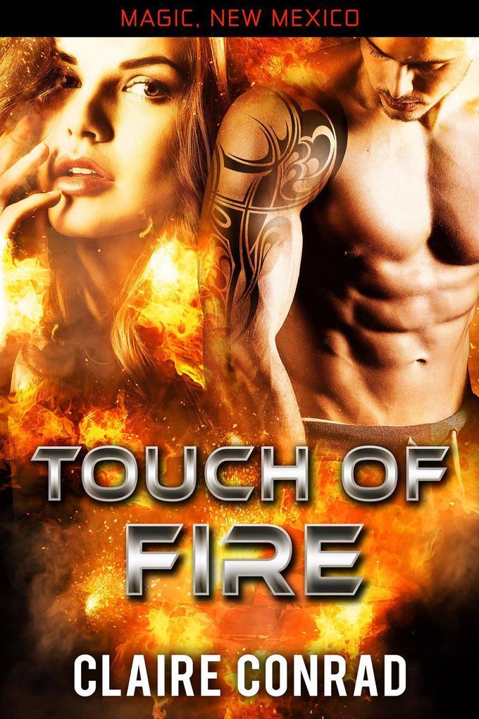 Touch of Fire: Ein Drachengestaltwandler Liebesroman als eBook