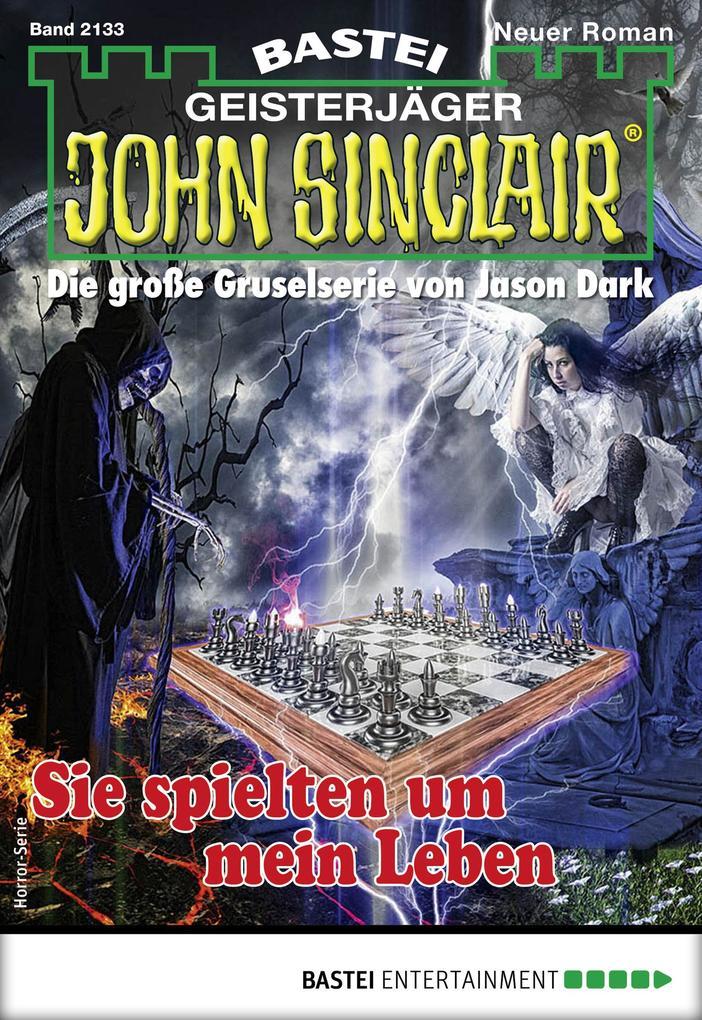 John Sinclair 2133 - Horror-Serie als eBook