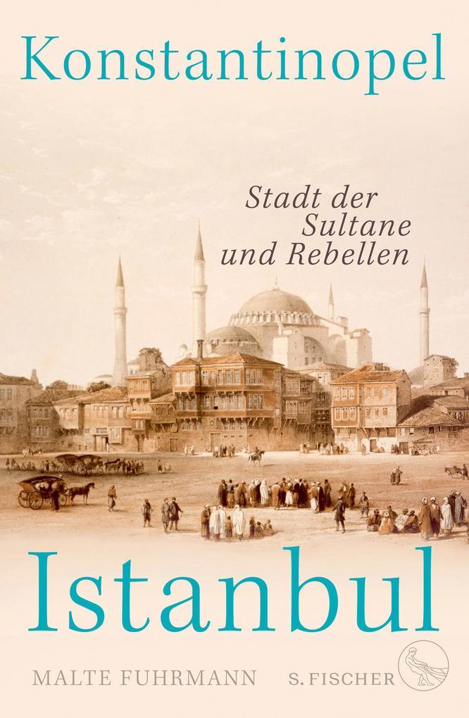 Konstantinopel - Istanbul als Buch (gebunden)