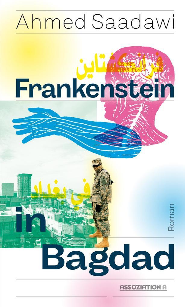 Frankenstein in Bagdad als Buch (gebunden)