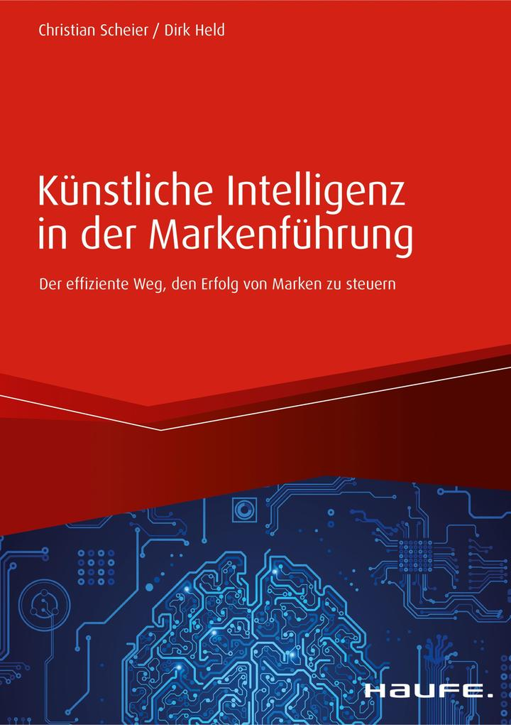 Künstliche Intelligenz in der Markenführung als eBook epub