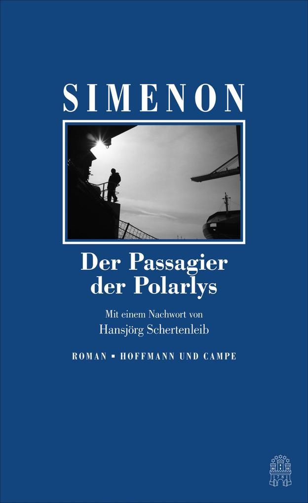 Der Passagier der Polarlys als eBook