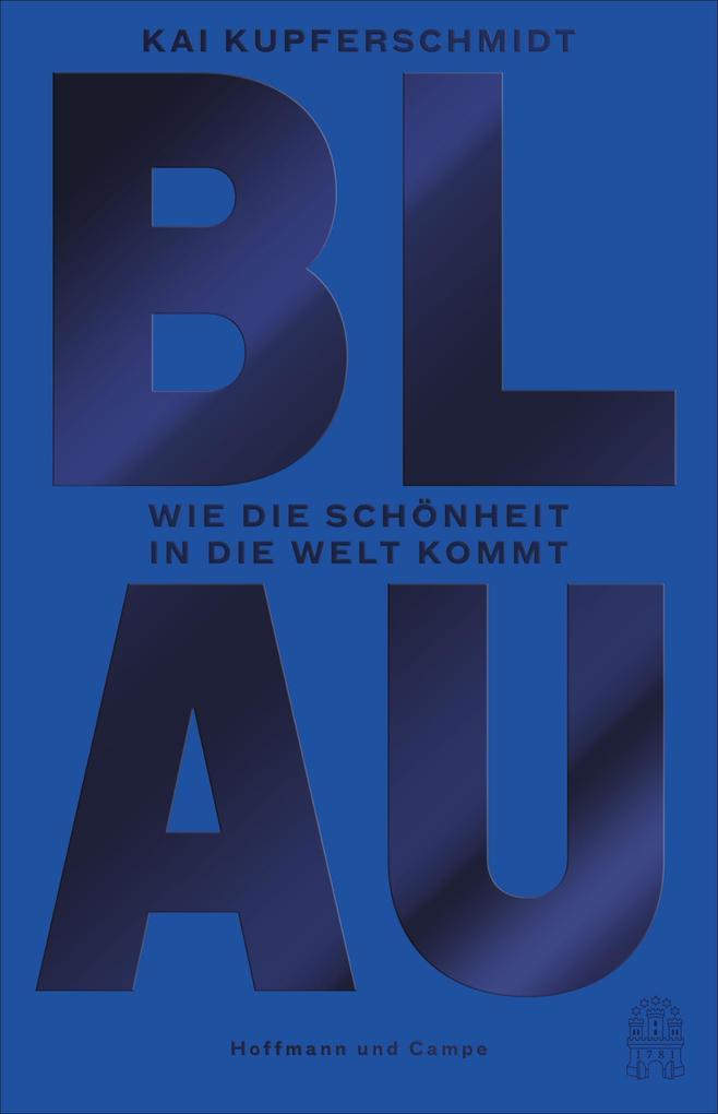 Blau als Buch