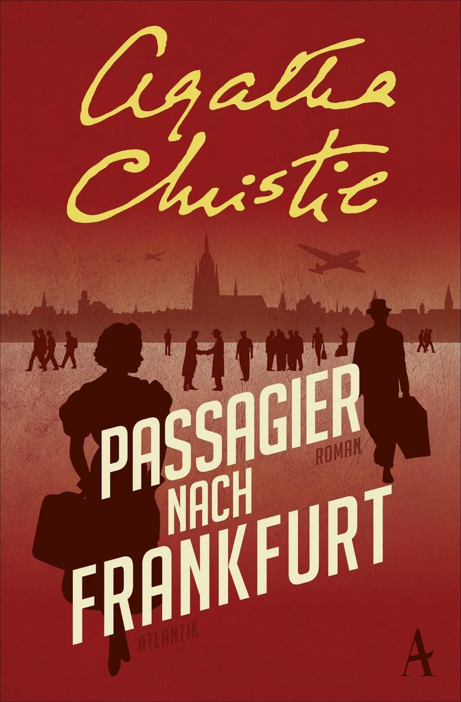 Passagier nach Frankfurt als Taschenbuch