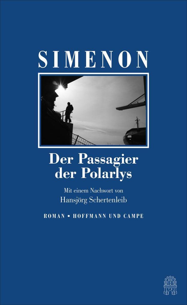 Der Passagier der Polarlys als Buch
