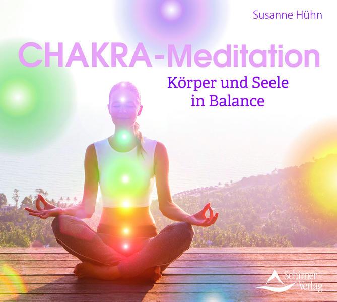 CD Chakra-Meditation als Hörbuch