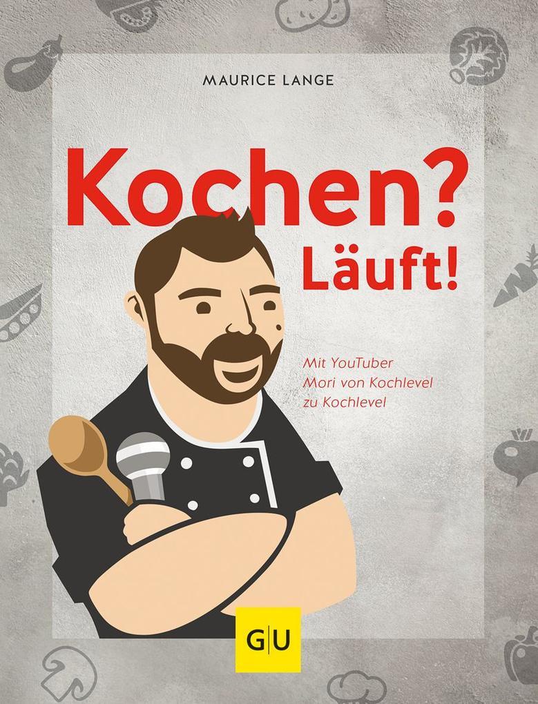 Kochen? Läuft! als Buch