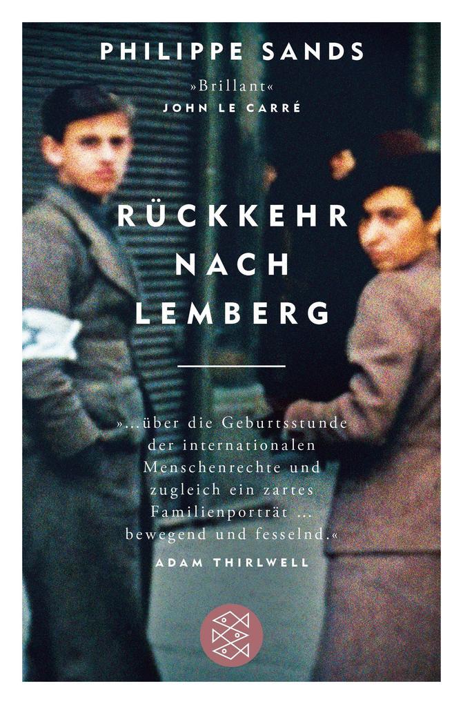 Rückkehr nach Lemberg als Taschenbuch