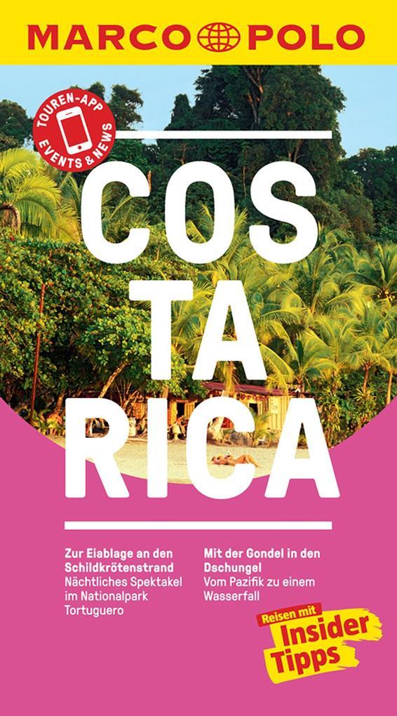 MARCO POLO Reiseführer Costa Rica als eBook