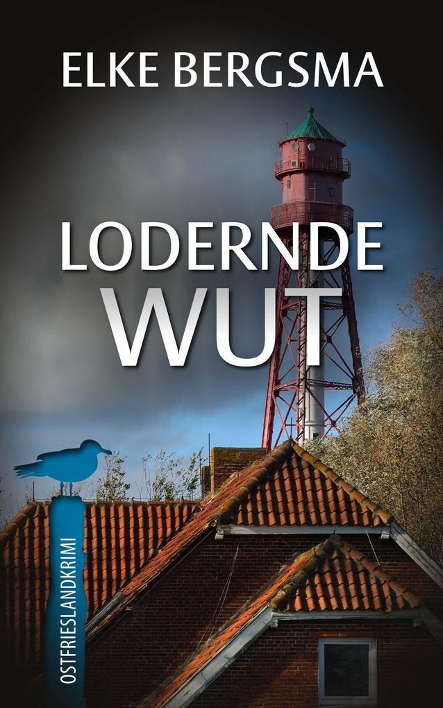 Lodernde Wut - Ostfrieslandkrimi als eBook