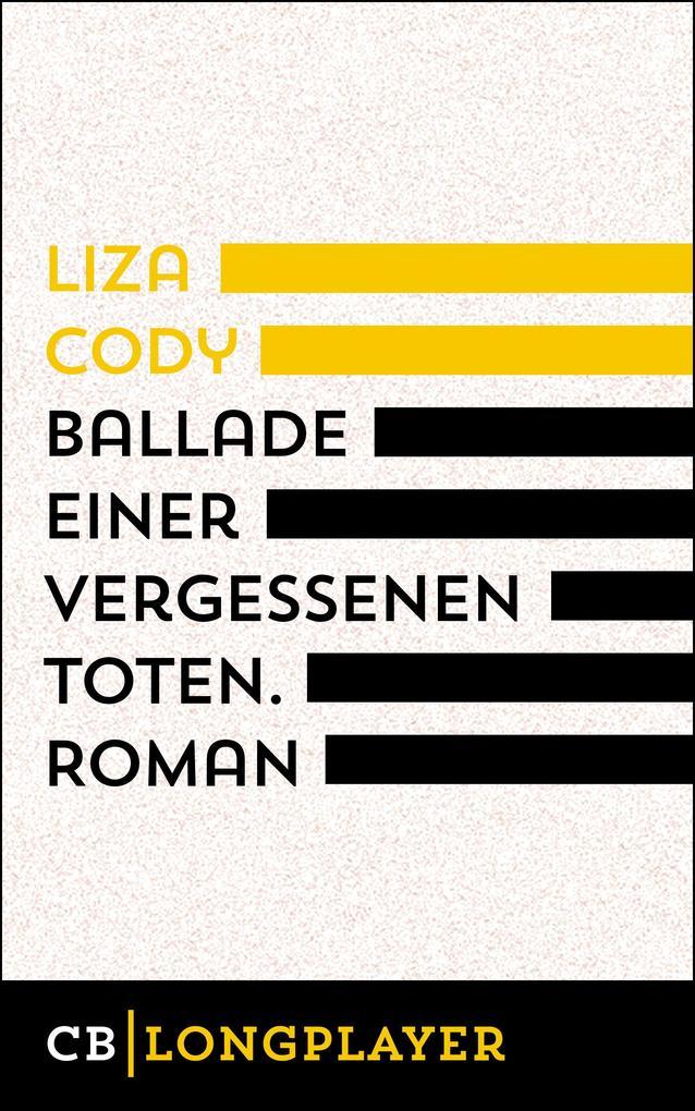 Ballade einer vergessenen Toten als eBook