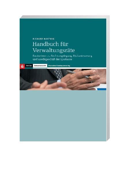 Handbuch für Verwaltungsräte als Buch