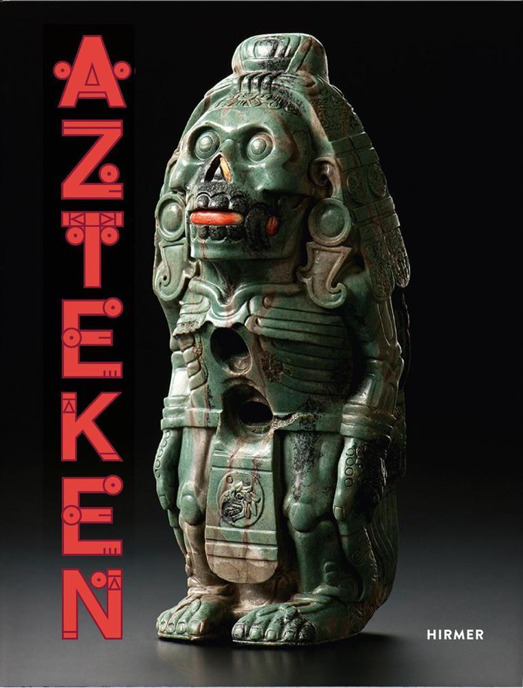 Azteken als Buch
