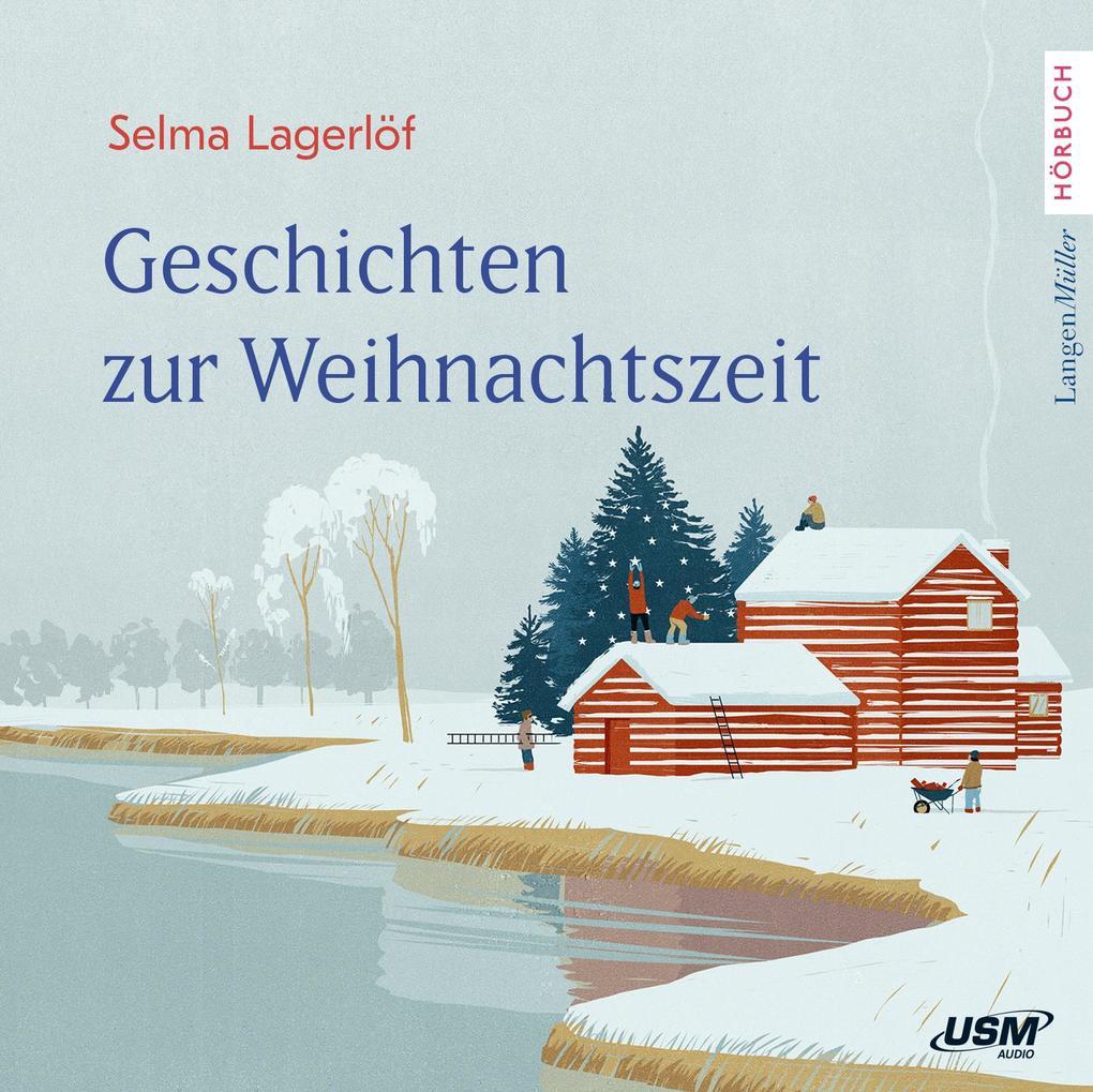 Geschichten zur Weihnachtszeit als Hörbuch CD