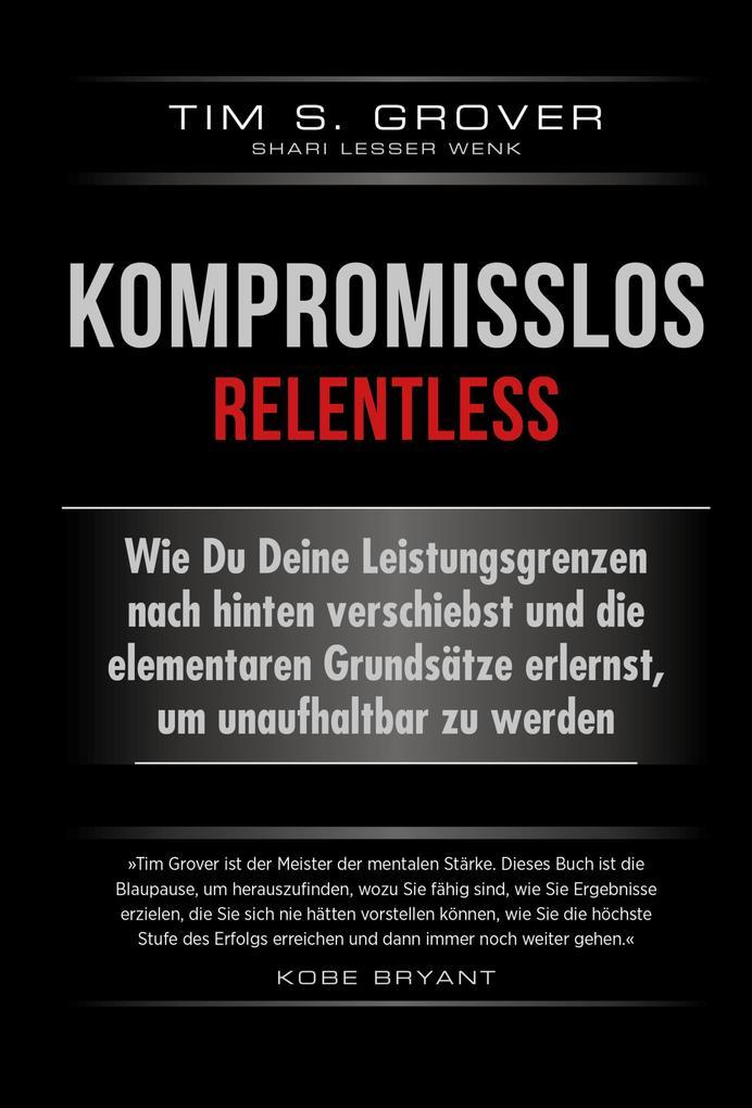 Kompromisslos - Relentless als eBook