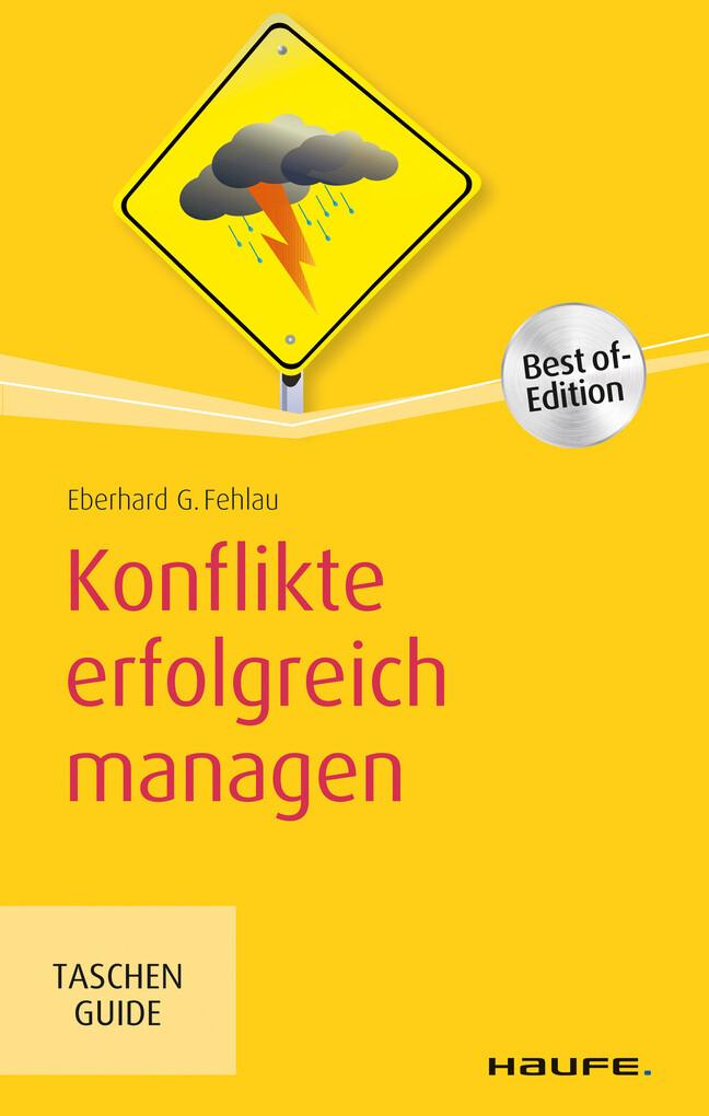 Konflikte erfolgreich managen als eBook