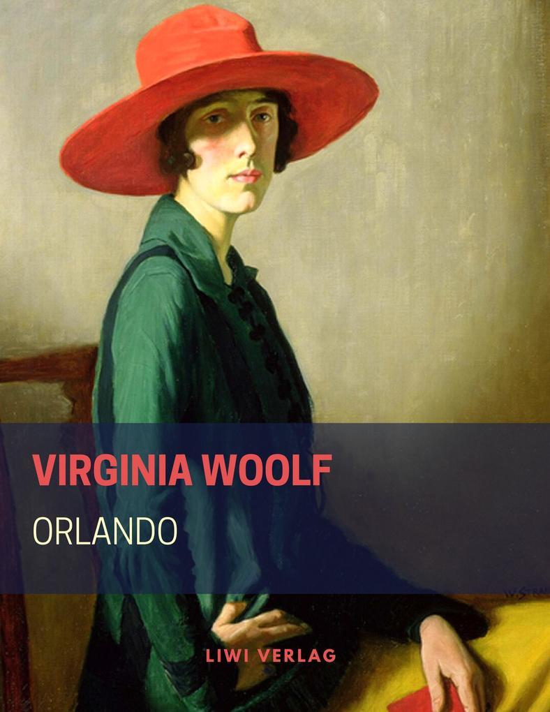 Orlando als Buch