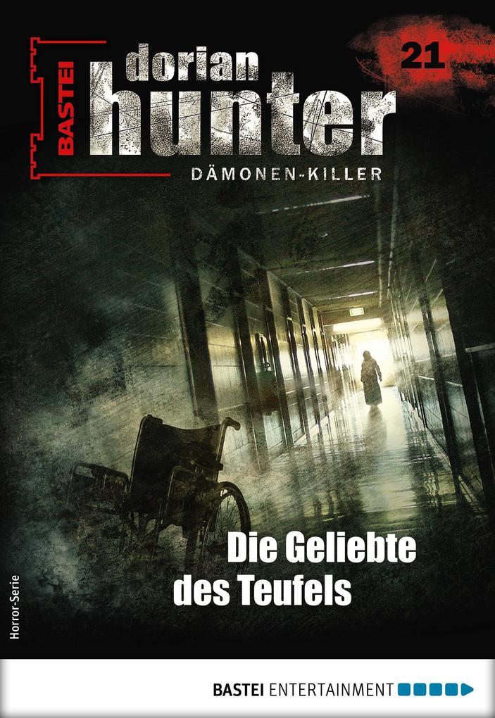 Dorian Hunter 21 - Horror-Serie als eBook