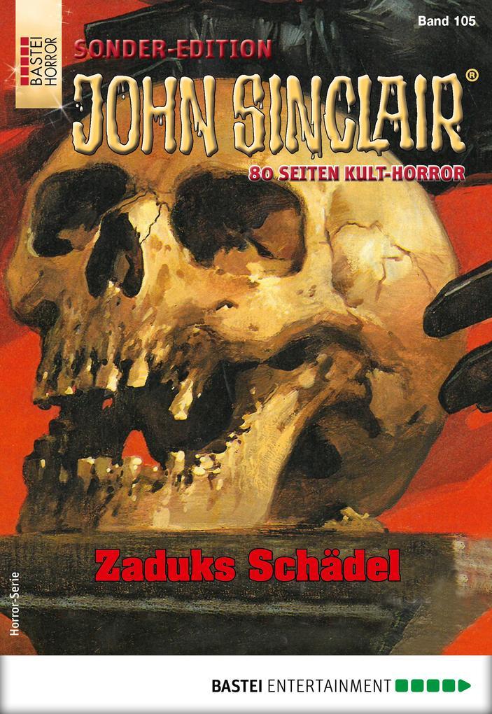 John Sinclair Sonder-Edition 105 - Horror-Serie als eBook