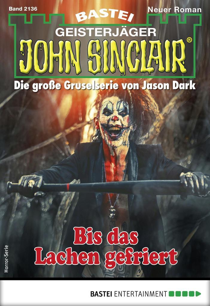 John Sinclair 2136 - Horror-Serie als eBook
